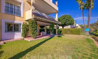 Spacious frontline golf apartment with great panoramic views for sale in Benahavis - Marbella 19932