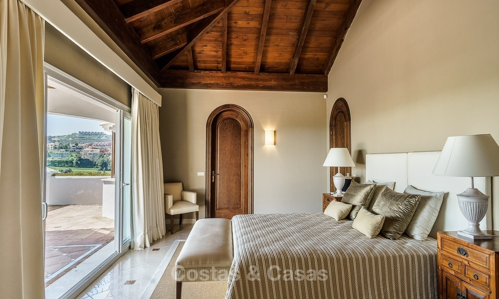 New golf villa for sale, Marbella - Benahavis 934