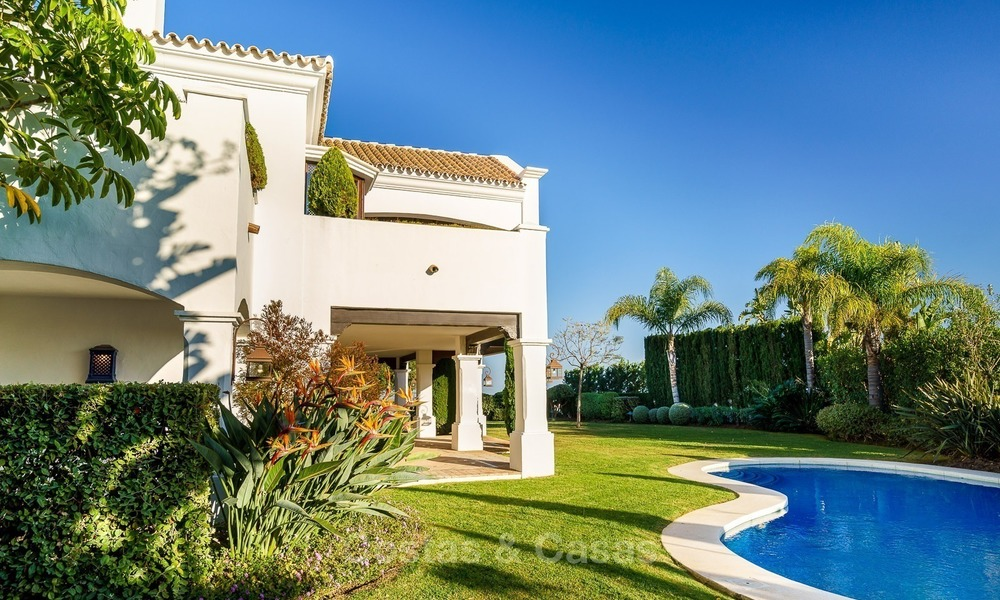 New golf villa for sale, Marbella - Benahavis 948