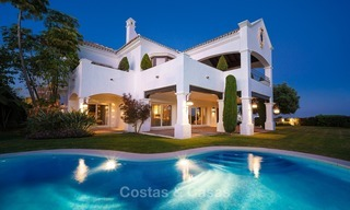 New golf villa for sale, Marbella - Benahavis 953