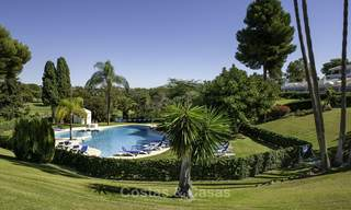 Apartments for sale, first line Aloha Golf Club, Nueva Andalucia, Marbella 20152