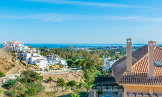 Rare, very stunning penthouse apartment with huge terrace and amazing sea views for sale in Nueva Andalucia, Marbella 20328