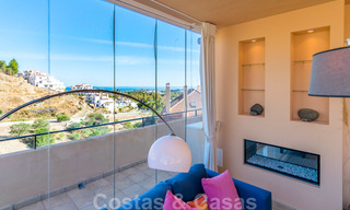 Rare, very stunning penthouse apartment with huge terrace and amazing sea views for sale in Nueva Andalucia, Marbella 20336