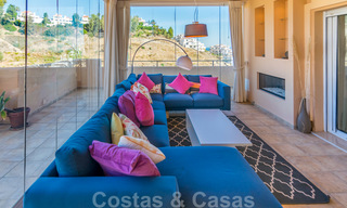 Rare, very stunning penthouse apartment with huge terrace and amazing sea views for sale in Nueva Andalucia, Marbella 20344