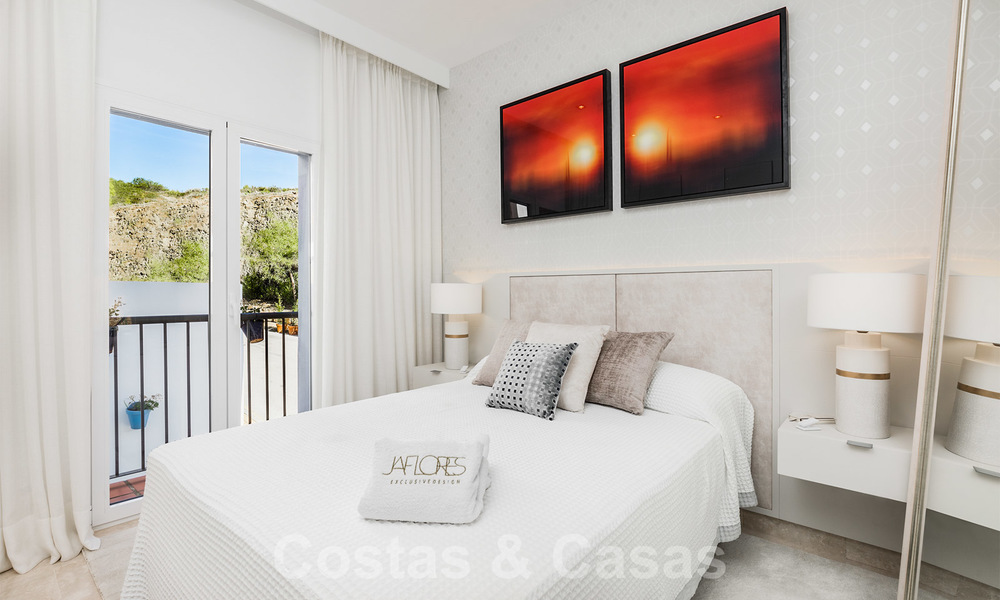 New apartments for sale in a unique Andalusian village complex, Benahavis - Marbella. Phase 1: ready to move in 21420