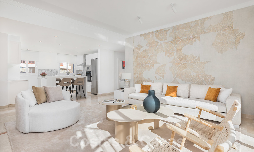 New apartments for sale in a unique Andalusian village complex, Benahavis - Marbella. Phase 1: ready to move in 21425
