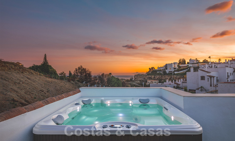 New apartments for sale in a unique Andalusian village complex, Benahavis - Marbella. Phase 1: ready to move in 21432