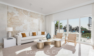 New apartments for sale in a unique Andalusian village complex, Benahavis - Marbella. Phase 1: ready to move in 21433