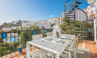 New apartments for sale in a unique Andalusian village complex, Benahavis - Marbella. Phase 1: ready to move in 21434