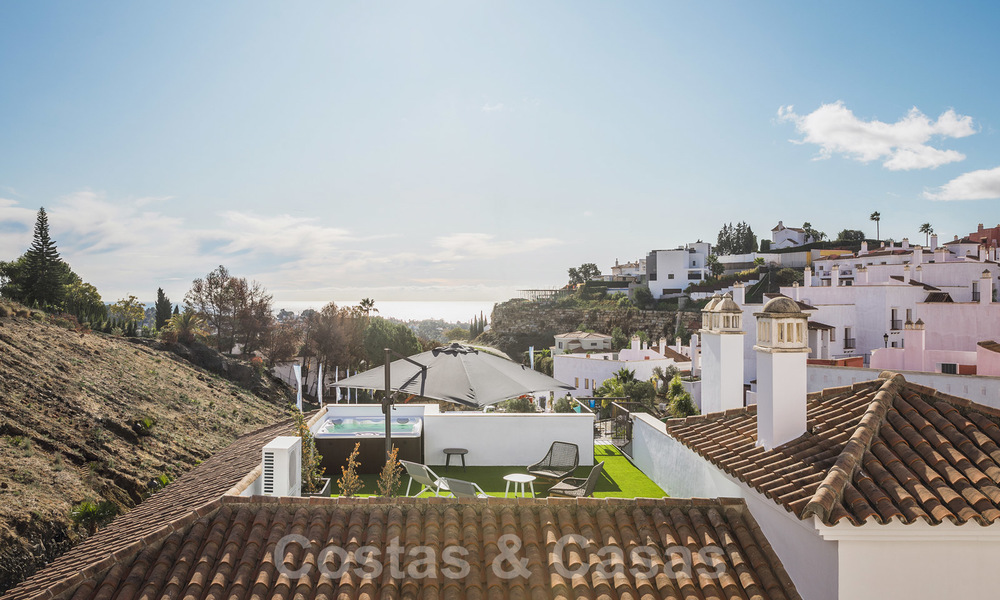 New apartments for sale in a unique Andalusian village complex, Benahavis - Marbella. Phase 1: ready to move in 21436