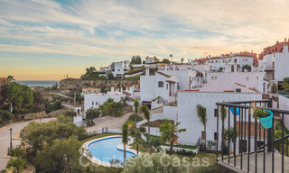 New apartments for sale in a unique Andalusian village complex, Benahavis - Marbella. Phase 1: ready to move in 21438