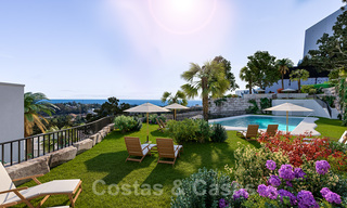 New apartments for sale in a unique Andalusian village complex, Benahavis - Marbella. Phase 1: ready to move in 21460