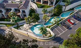 New apartments for sale in a unique Andalusian village complex, Benahavis - Marbella. Phase 1: ready to move in 21465
