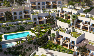 New apartments for sale in a unique Andalusian village complex, Benahavis - Marbella. Phase 1: ready to move in 21470