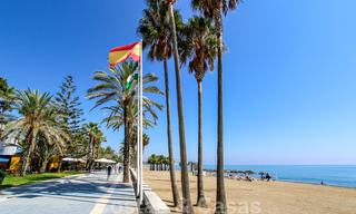 Recently renovated bright apartment for sale in a gorgeous beachfront complex, walking distance to the beach, amenities and San Pedro, Marbella 21942