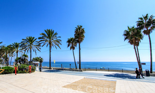 Recently renovated bright apartment for sale in a gorgeous beachfront complex, walking distance to the beach, amenities and San Pedro, Marbella 21943