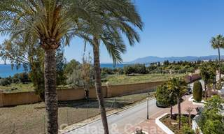 Superb luxury penthouse apartment for sale, with fantastic sea views and within walking distance to the beach, East Marbella 22262