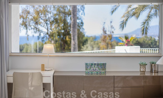 Superb luxury penthouse apartment for sale, with fantastic sea views and within walking distance to the beach, East Marbella 22267