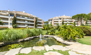 La Trinidad: Timeless luxury apartments for sale with sea views on the Golden Mile, between Puerto Banus and Marbella 22632