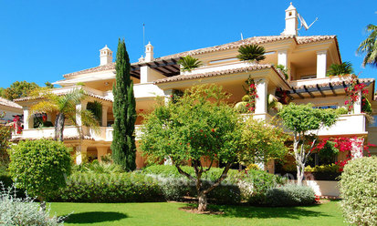 Spacious luxury apartment for sale in Nueva Andalucia, Marbella 22775