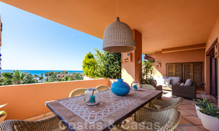 Gran Bahia: Luxury apartments for sale near the beach in a prestigious complex, just east of Marbella town 22991