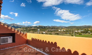 Gran Bahia: Luxury apartments for sale near the beach in a prestigious complex, just east of Marbella town 22992