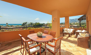 Gran Bahia: Luxury apartments for sale near the beach in a prestigious complex, just east of Marbella town 22999