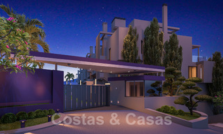 Modern apartments in exclusive boutique resort with Spa, at the golf, with magnificent sea views, La Cala de Mijas - Costa del Sol 23239