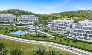 Modern apartments in exclusive boutique resort with Spa, at the golf, with magnificent sea views, La Cala de Mijas - Costa del Sol 23253