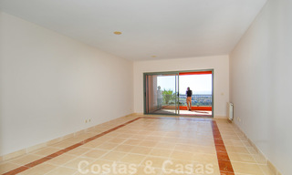 Luxury apartments for sale with gorgeous views over the golf and sea in Marbella - Benahavis 23709