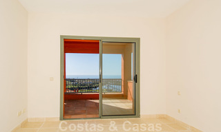 Luxury apartments for sale with gorgeous views over the golf and sea in Marbella - Benahavis 23710