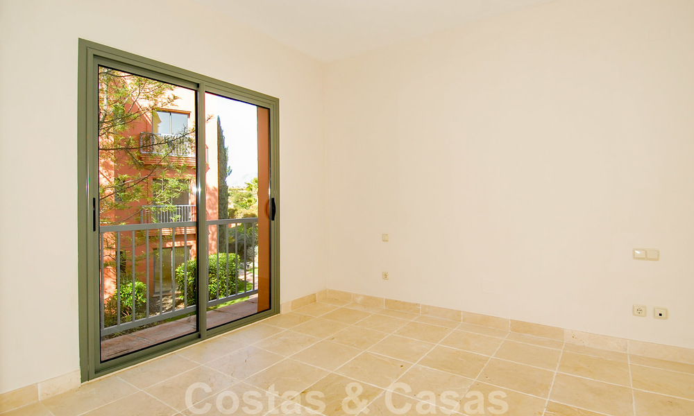 Luxury apartments for sale with gorgeous views over the golf and sea in Marbella - Benahavis 23711