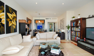 Luxury apartments for sale with gorgeous views over the golf and sea in Marbella - Benahavis 23719
