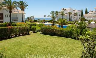 Los Monteros Palm Beach: Spacious luxury apartments and penthouses for sale in this prestigious first line beach and golf complex in La Reserva de Los Monteros in Marbella 26164