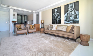 Modern apartment for sale overlooking the golf course in Benahavis - Marbella 24885