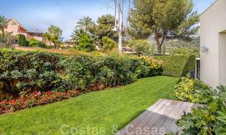 Exclusive modern apartment for sale with a contemporary luxury interior in Sierra Blanca, Golden Mile, Marbella 24986