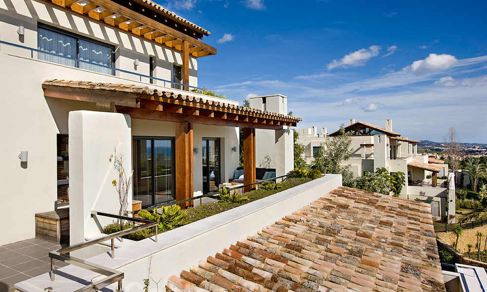 Imara in Sierra Blanca, Golden Mile, Marbella: Exclusive modern apartments for sale 25238