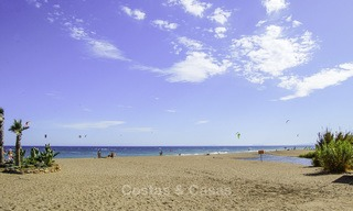 Sea - beach front line luxury apartments for sale, Marbella - Estepona 13760
