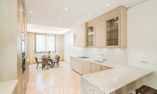 Move in ready, modern beachside villa for sale in the prestigious Guadalmina Baja in Marbella 26076