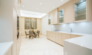 Move in ready, modern beachside villa for sale in the prestigious Guadalmina Baja in Marbella 26092