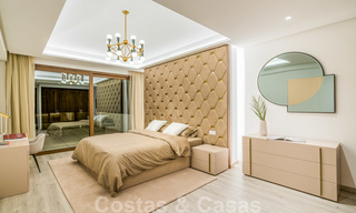 Move in ready, modern beachside villa for sale in the prestigious Guadalmina Baja in Marbella 26098