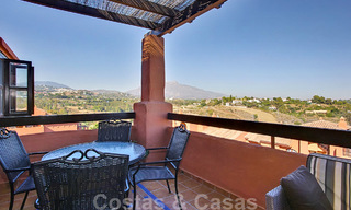 Spacious penthouse apartment for sale, with panoramic views in Marbella - Benahavis 26214