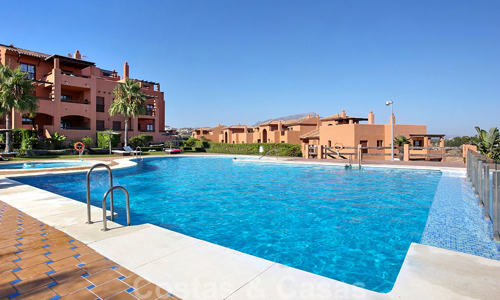 Spacious penthouse apartment for sale, with panoramic views in Marbella - Benahavis 26215