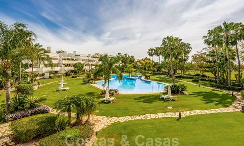 Renovated luxury apartment for sale, first line golf Las Brisas in Nueva Andalucia, Marbella 26568