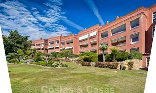 5-bedroom penthouse apartment for sale on the Golden Mile, short stroll to the beach and Marbella town 27643