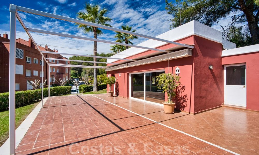 5-bedroom penthouse apartment for sale on the Golden Mile, short stroll to the beach and Marbella town 27644