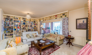 5-bedroom penthouse apartment for sale on the Golden Mile, short stroll to the beach and Marbella town 27654