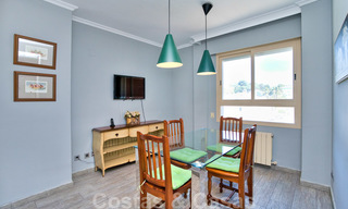 5-bedroom penthouse apartment for sale on the Golden Mile, short stroll to the beach and Marbella town 27657
