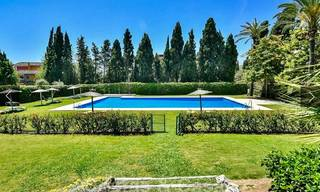 5-bedroom penthouse apartment for sale on the Golden Mile, short stroll to the beach and Marbella town 27663