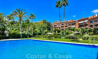 5-bedroom penthouse apartment for sale on the Golden Mile, short stroll to the beach and Marbella town 27664